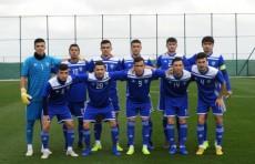 Олимпийская сборная Узбекистана провела матч против клуба из Швейцарии