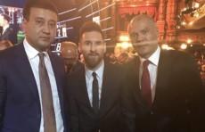 "Лондонда  ""The Best FIFA Football Awards 2017"" тақдирлаш маросими бошланди"