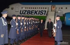 Президент Шавкат Мирзиёев прибыл в Берлин