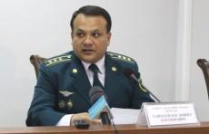 Дониёр Ташходжаев назначен заместителем министра внутренних дел
