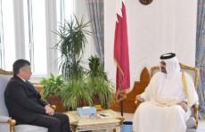 Посол Узбекистана в Катаре вручил верительные грамоты