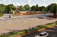В Ташкенте реконструируют мемориальный комплекс «Мужество»