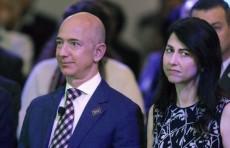 Джефф Безос сохранил 75% своих акций после развода