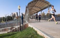 В Самарканде стартовал благотворительный забег Samarkand Half Marathon