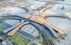В Китае открылся крупнейший в мире международный аэропорт