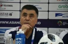 Равшан Хайдаров: Мы выбрали правильную тактику