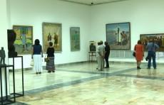 В столице открылась выставка художников-юбиляров «Наше наследие»
