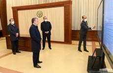 За три года в Ташкенте планируется реализовать почти 1,4 тыс. проектов на $10,7 млрд